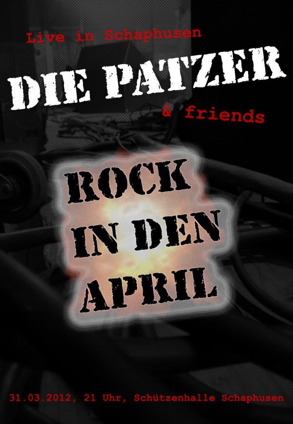 Flyer Rock in den April 2012